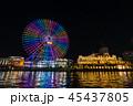 横浜 みなとみらい 夜景の写真 45437805