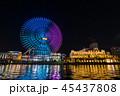 横浜 みなとみらい 夜景の写真 45437808