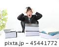 ビジネスマン オフィス 45441772
