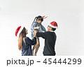 ファミリー 家庭 家族の写真 45444299