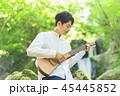 滝 ギター 男性 45445852