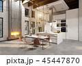 キッチン 厨房 台所のイラスト 45447870