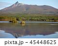 大沼公園 駒ヶ岳 風景の写真 45448625