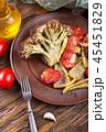ベジタブル 野菜 食の写真 45451829
