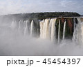 アルゼンチン イグアスの滝 ブラジル 45454397
