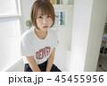 女の子 ポートレート ヘアスタイルの写真 45455956