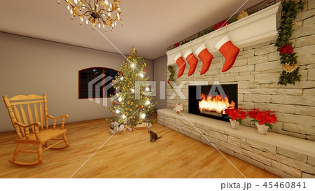 クリスマス インテリア1 45460841