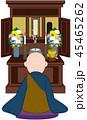 仏壇 供養 45465262