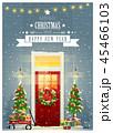 クリスマス 樹木 樹のイラスト 45466103