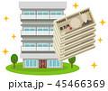 マンション お金 金のイラスト 45466369