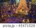 クリスマス 冬 風景の写真 45471520