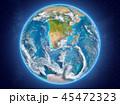 地球 レソト カントリーのイラスト 45472323