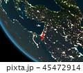 地球 イスラエル カントリーのイラスト 45472914