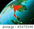 地球 大地 タイのイラスト 45473546
