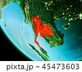 地球 大地 タイのイラスト 45473603
