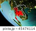 地球 大地 タイのイラスト 45474114
