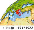 ギリシア ギリシャ ギリシャ共和国のイラスト 45474922