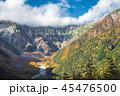山 上高地 風景の写真 45476500