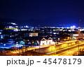 田舎の夜景 45478179