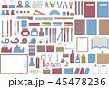 文具フレームセット 45478236