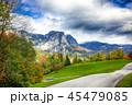 オーストリア オーストリー 山の写真 45479085