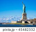 ニューヨーク 自由の女神 45482332