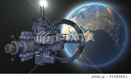宇宙船 45489661
