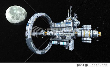宇宙船 45489666