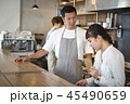 人物 女性 飲食店の写真 45490659