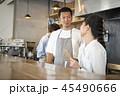 人物 女性 飲食店の写真 45490666