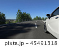 高速道路を走る 45491318