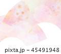 和柄 春 桜のイラスト 45491948