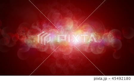 背景-レッド-キラキラ 45492180