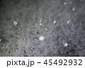 雪クローズアップ 45492932