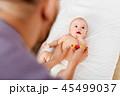 ベビー 赤ちゃん 赤ん坊の写真 45499037