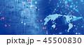 世界 世界地図 地図のイラスト 45500830