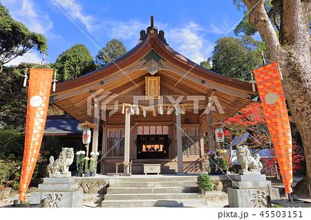 竈門神社(かまどじんじゃ) 福岡県太宰府市 45503151
