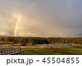 知床五湖の虹 一湖 45504855