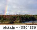 知床五湖の虹 一湖 45504859