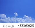 青空と雲 45505925