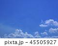 青空と雲 45505927
