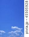 青空と雲 45505928