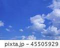 青空と雲 45505929