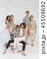 グループ 集団 人々の写真 45509692