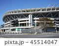 サッカー ボール フットボールの写真 45514047