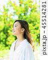 女性 ポートレート 1人の写真 45514281