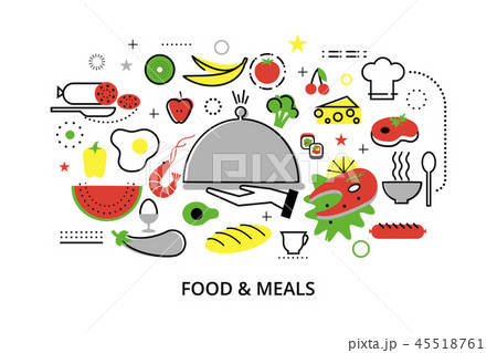 FOOD and Meals 45518761