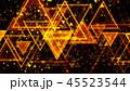 ジオメトリック 幾何学的 バックグラウンドのイラスト 45523544