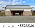 金沢城 城 門の写真 45523580