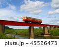 橋梁を通過する小湊鉄道線 45526473